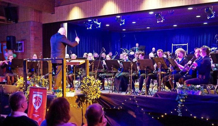 Konzertszene aus dem Neujahrskonzert 2020